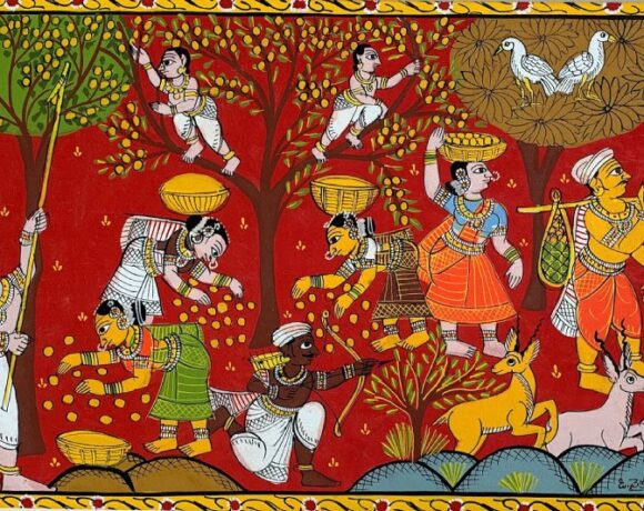 The Dying Art of Cheriyal Paintings